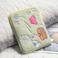 平板包/電腦包 新款韓國蘋果平板電腦包適用裝iPad的袋子9.7寸10.2Air10.5寸10.9英寸pro11收納袋華為matepad平板10.8寸10.4【XXL4036】