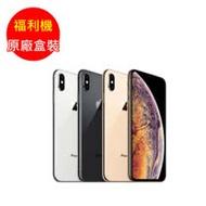 【原廠盒裝】福利品_iPhone XS Max 64GB_九成新A