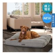 (宅配免運)寵物床 科克蘭40吋正方形寵物床 狗床 可拆洗寵物床墊 床毯 大型犬 中型犬 睡墊 狗床墊 好市多狗床墊