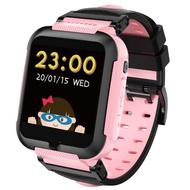 【hereu】herowatch 4G奈米科技防水兒童智慧手錶-女警粉(定位精準 再遠都看得見)
