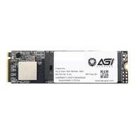 AGI 亞奇雷 512GB M.2 NVMe SSD 固態硬碟 Upgrade