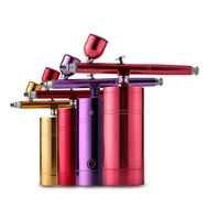airbrush Kit with Air Compressor Portable Mini