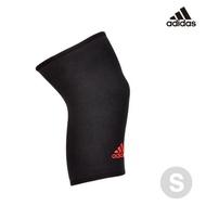 愛迪達Adidas 膝關節用彈性透氣護套ADSU-12421RD(S)【愛買】