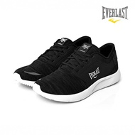 Everlast Men's Shoes Knitted Shoes Multifunctional Sports Shoes (black)