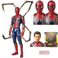 蜘蛛人 MAFEX 鋼鐵蜘蛛人 (全新盒損)非 SHF 鋼  鐵人 MK85 假面騎士 七龍珠 真骨彫 hot toys