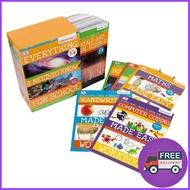 แบรนด์ DK Everything I Need to Know for School: Lower Key Stage 2 Collection - 30 Books เซตหนังสือส่งเสริมความรู้ KS2 อายุ 7-9 ปี 30 เล่ม : tkbookstore หนังสือใหม่ นำเข้าจาก UK พร้อมส่ง ส่งฟรี