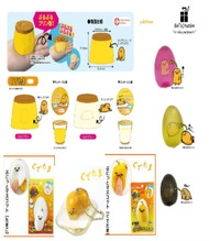 Squishy Collectibles*Premium Japan Series*Gudetama Squishy *Gudetama Squeeze Toys