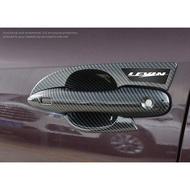 豐田 ALTIS  門碗 碳纖維手把貼 門碗 三角窗 ALTIS12代