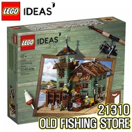 [2017.Sep New Arrival!] LEGO IDEAS 21310 Old Fishing Store