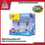 Hella Powerbleu H7 5000K 12V 55W Stylish Range Halogen Bulb