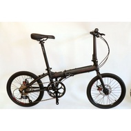 "Crius Ultra Lightweight 20"" Master D Folding Bike"