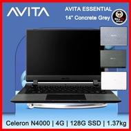 "AVITA Essential  Intel® Celeron 14"" FHD IPS LAPTOP"