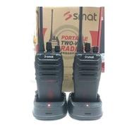 SMAT AT-280 業務型對講機_超省電 待機長 高亮度手電筒功能_一組2入