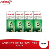 Anlene UHT Milk 4 x 180ml
