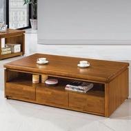 【AS】艾娜大茶几-150x80x48.5cm(不含椅)