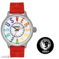 ★VERSUS By VERSACE★凡賽斯手錶SGU05-親膚輕軟橡膠錶帶-錶現精品-原廠正貨