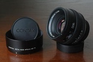 Contax N Planar 50mm F1.4 EF mount + Contax GB-76 標準 人像 Canon 5D MARK II 可用