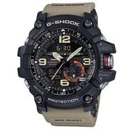 G-SHOCK 全方位防塵泥雙傳感器休閒運動錶(GG-1000-1A5)卡其色/55.3mm