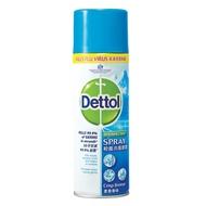Dettol | เดทตอลสเปรย์ฆ่าเชื้อโรคสำหรับพื้นผิว Disinfectant Surface Spray (Crisp Breeze)