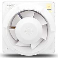 kipas dinding exhaust fan ♘Jinling Exhaust Fan Glass Window Toilet Exhaust Fan Exhaust Fan Ventilation Fan Toilet Round