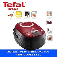 TEFAL RK7405 Initial Fuzzy Spherical Pot Rice Cooker 1.5L