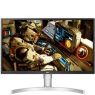 LG樂金 27UL550-W 27型 4K AH-IPS 美型電競螢幕