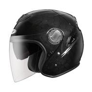 【直直行專賣】ZEUS瑞獅 碳纖維! ZS-625 四分之三 全罩安全帽