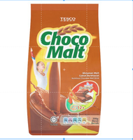 CHOCOMALT TESCO CHOCOLATE DRINK MALT