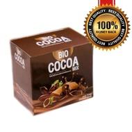 Bio Cocoa mix khunchan ไบโอ โกโก้มิกซ์ โกโก้ มี10ซอง (1 กล่อง )