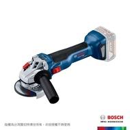 【BOSCH 博世】18V 鋰電免碳刷砂輪機_空機+攜帶箱(GWS 18V-10)
