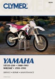 Yamaha Yz125-250 1988-1993