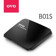 OVO TV 電視盒 B01S 支援4K2K高畫質▼支援Android/ios雙系統投影