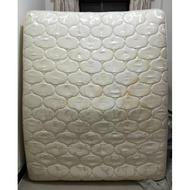 【二手衣櫃】平安夜名床 床墊 頂級款 獨立筒床墊 加大雙人 QQ豆腐軟床墊 防潑水蜂巢獨立筒床墊 抗菌透氣 蘆洲自取