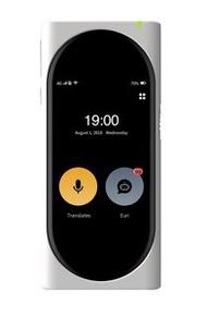 Langogo - 智能翻譯機 (白色) -內置eSIM提供2年免費全球線上翻譯服務