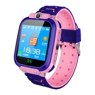 Kids Smart Watch Q12B Phone Watch for Android IOS Life Waterproof LBS Positioning 2G Sim Card Dail Call