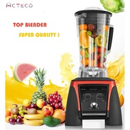 Local Stock Heavy Duty Commercial Professional Power Blender Juicer Food Processor Mixer 3HP BPA free 2L Jar