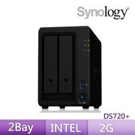 【UPS爆殺組】Synology DS720+ 搭【WD 8TB x2】 紅標plus NAS硬碟+【CyberPower】1000VA在線互動式
