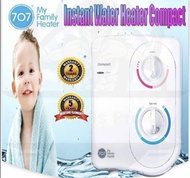 707 COMPACT INSTANT WATER HEATER / ELECTRIC WATER HEATER / 707 MY FAMILY HEATER