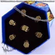 ✨爆款✨家庭教師 戒指 套裝7款 寶石戒指項鍊未來篇 三代 彭哥列戒指