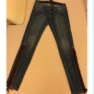 Mango彈性牛仔褲 Size Euro 34