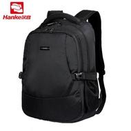 Hankeกระเป๋าเป้สะพายหลังใส่ได้ทั้งชายหญิง,กระเป๋าเป้เดินทางใส่แล็ปท็อปขนาด15.6นิ้วกระเป๋านักเรียนสำหรับวัยรุ่นนักศึกษา601905