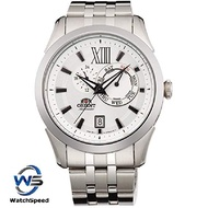 Orient SET0X005W0 21 Jewels Automatic Japan White Dial Men's Watch SET0X005W0