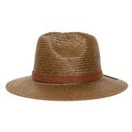 Brixton Pacific Fedora Hat - BRN 編織帽