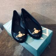 Vivienne westwood 橡膠平底鞋