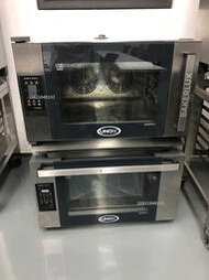 意大利UNOX電烤箱熱風爐XEFT-03EU-ELDV下拉門3盤加熱烘烤爐商用