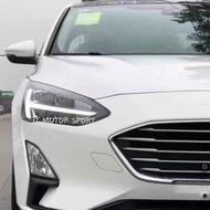 小傑車燈-NEW FOCUS 2019 MK4 四代 FOCUS 低階 鹵素燈泡 升級高階版全LED 光導 魚眼大燈