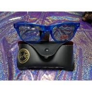 Rayban Blue Full frame sunglasses