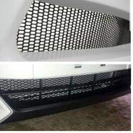 3d Mesh Grille Sheet Grille Sheet Bumper Net For Car