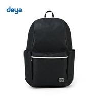 【deya】黑菱格後背包