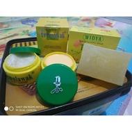 Original Malaysia Temulawak Cream - Temulawak Blink Cream Temulawak Emboss